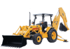 Backhoe excavators - backhoe  loaders